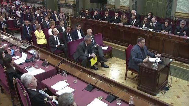 """Raimundo Prado, sobre la sentencia del procés: """"Es la aplicación del Estado de Derecho y nadie debe estar por encima de la ley"""""""