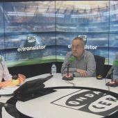 VÍDEO Alfredo da la alternativa a Vicente Jiménez en El Transisto