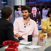 """Willy Bárcenas revela en 'El Hormiguero 3.0' cómo le ha """"curtido"""" el juicio a su padre, Luis Bárcenas: """"No voy de mártir pero he pasado bastante cosas"""""""