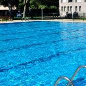 Piscina olímpica del Polideportivo Rey Juan Carlos I