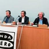 Begoña Gómez de la Fuente, Carlos Alsina, Javier Ramírez, Gonzálo Jiménez y Pilar Cernuda desde Lerma