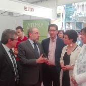 La Feria FP Dual ha sido inaugurada por las autoridades de Ciudad Real