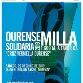 Ourense Milla Solidaria 2019