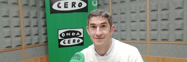 """Alberto Undiano Mallenco, árbitro: """"A veces me gustaría quitarme la etiqueta de Undiano Mallenco y ser Alberto"""""""