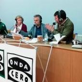 Rubén Amón, Pilar Cernuda, Carlos Alsina, Rafa Latorre y Toni Bolaño desde Lerma