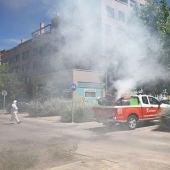 Fumigación en Torrejón de Ardoz
