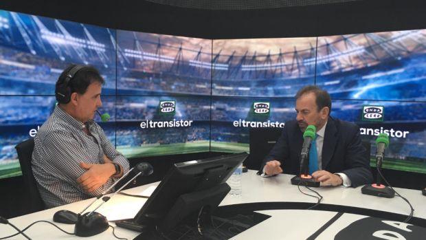 """Ángel Torres denuncia """"provocaciones del Ajax antes de empezar el partido"""": """"Hay que saber perder"""""""