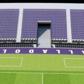 Estadio Jose Zorrilla Real Valladolid