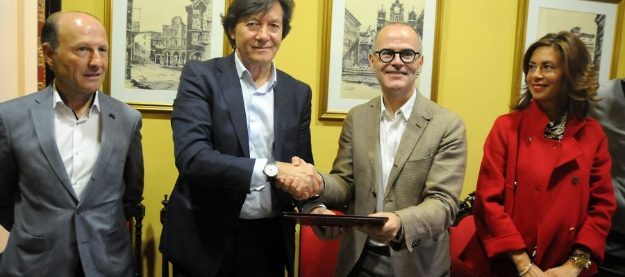Convenio Xunta de Galicia e Concello de Ourense
