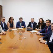 Acuerdo PP-Ciudadanos para la Diputación provincial