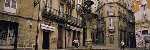 Calle historica Ourense