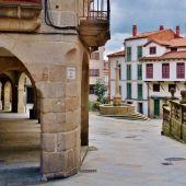 Calle historica en Ourense