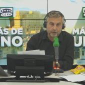VÍDEO del monólogo de Carlos Alsina en Más de uno 14/06/2019