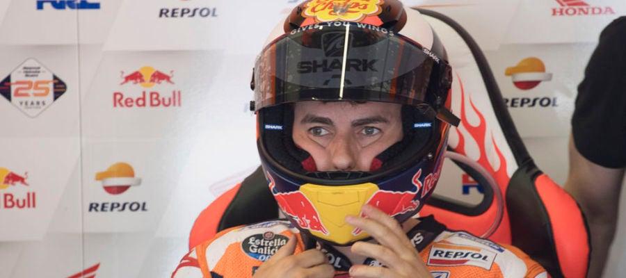 Deportes Antena 3 (28-06-19) Alarma por Jorge Lorenzo en Assen: hospitalizado tras un brutal accidente
