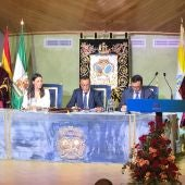 ACTO DE CONSTITUCION DE LA DIPUTACION DE HUELVA