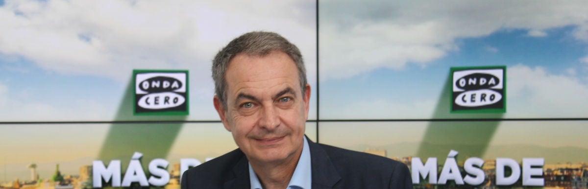 """José Luis Rodríguez Zapatero: """"No se debe pactar con Bildu"""""""