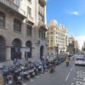 Fachada de la Sala de lo Contencioso-Administrativo del Tribunal Superior de Justicia de Cataluña