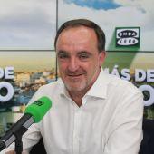 Javier Esparza, en Más de uno