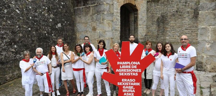 San Fermín libre de agresiones sexistas