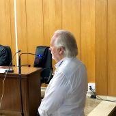 El empresario Bartolomé Cursach, durante un juicio en la Audiencia de Palma.