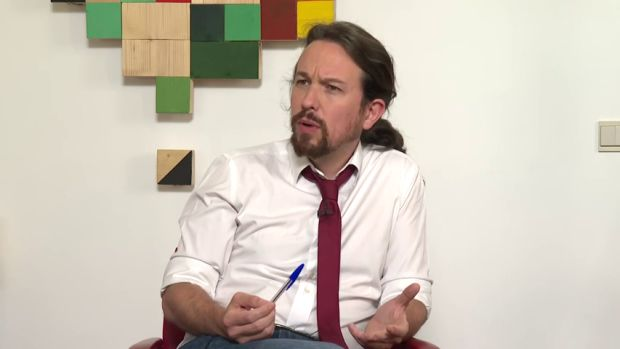 Iglesias reta a Sánchez a explicar si los bancos o el Ibex vetan un Gobierno de coalición