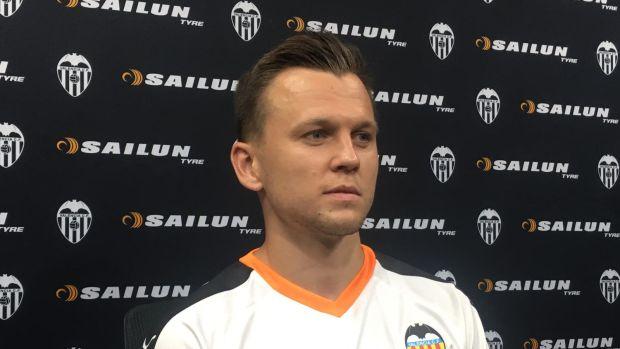 """Cheryshev: """"Me encantaría seguir jugando junto a Rodrigo porque es buenísimo"""""""