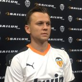 Denis Cheryshev, jugador del Valencia CF