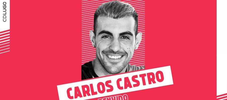 El jugador, Carlos Castro