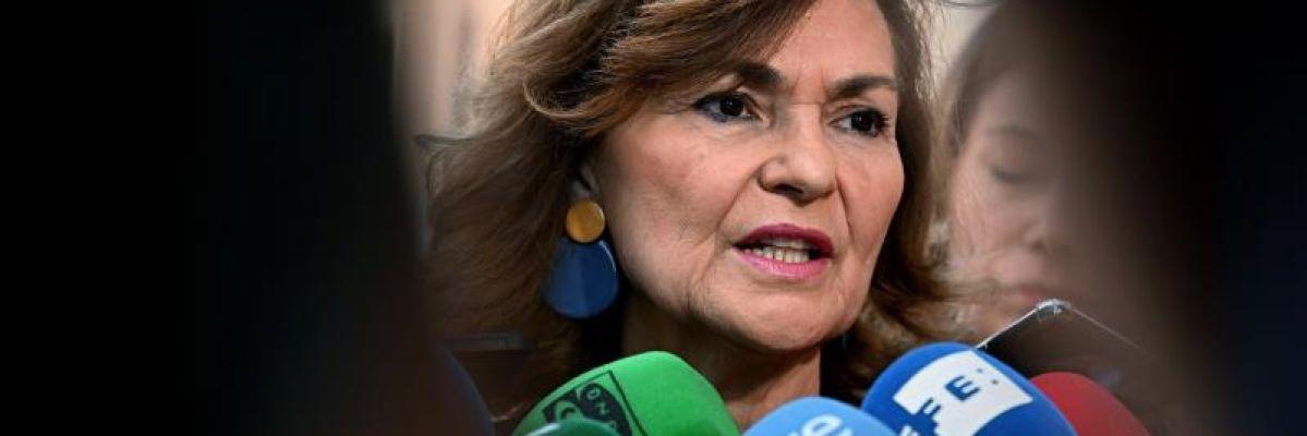 Calvo no descarta que Sánchez sea investido con los votos de independentistas y regionalistas