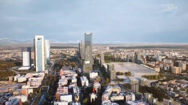 El proyecto inmobiliario Madrid Nuevo Norte verá luz verde el 29 de julio