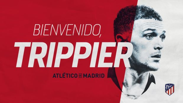 El Atlético de Madrid hace oficial el fichaje de Trippier
