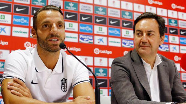 """Soldado: """"El equipo en el que más me he divertido en el campo es en el Villarreal"""""""