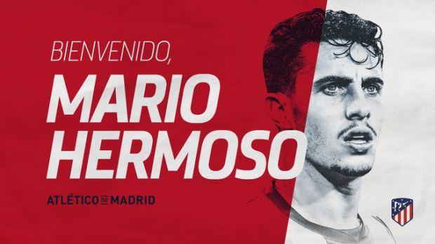 Mario Hermoso ya es jugador del Atlético