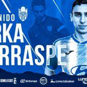 El futbolista, Gorka Iturraspe