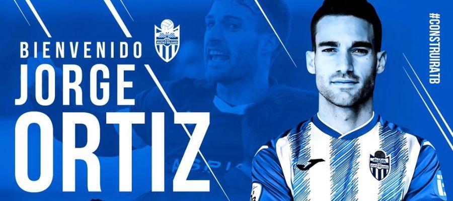 Jorge Ortiz, nuevo jugador del ATB