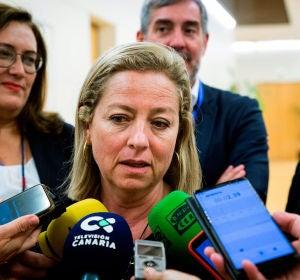 """Ana Oramas: """"¿Me voy a abstener en la investidura de Pedro Sánchez por solidaridad? ¿pero estamos locos?"""""""
