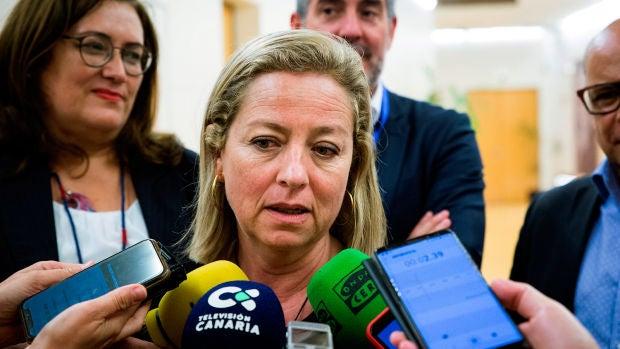"""Ana Oramas asegura en Más de uno que el intento de Gobierno de Sánchez """"es un despropósito"""""""