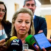 Ana Oramas, portavoz de Coalición Canarias