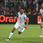 Argelia gana a Senegal y se lleva la Copa de África.