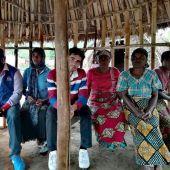 Afectados de ébola en la República Democrática del Congo