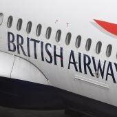 Un avión de British Airways