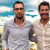 Cantizano con Guillermo Rojo en Por fin no es lunes.