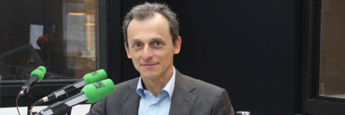El ministro de Ciencia, Pedro Duque, en Por fin no es lunes.