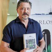 El actor Carlos Bardem presenta 'Mongo Blanco'