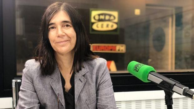 """María Blasco: """"Nuestro país está en deuda con Margarita Salas"""""""