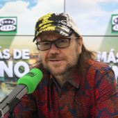 Santiago Segura, en Más de uno