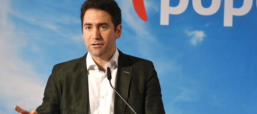 Teodoro García Egea, secretario general del Partido Popular