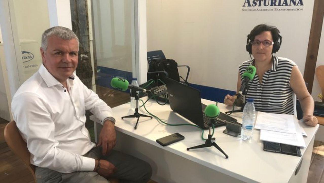 Asturias En La Onda 05/08/2019 Ana Fierro