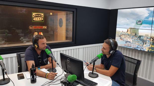 """Antonio Esteva: """"El deporte y la radio son ritmo y Radioestadio va a tener mucho ritmo"""""""