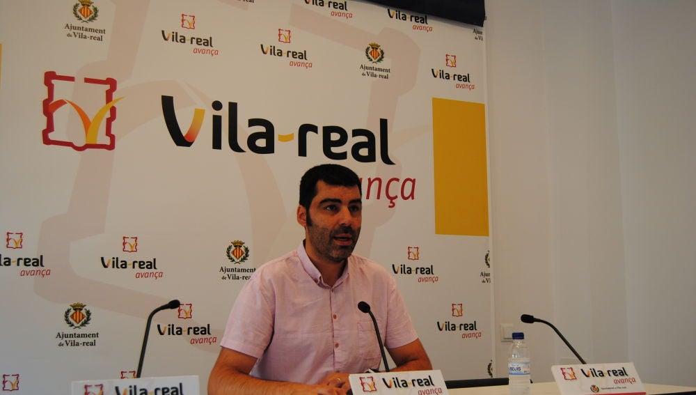 El regidor de Serveis Socials, Àlvaro Escorihuela, ha presentat la memòria de les atencions durant 2020.